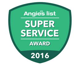 Happy to announce Full Color Painting received the 2016 AngiesList Super Service Award! Thanks to all our customers for making it possible.